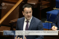 'It doesn't take very long for your balaclava to slip': Ructions in Dáil as Taoiseach and Doherty discuss Roscommon eviction