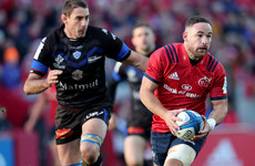 Nomadic scrum-half Mathewson keen on long-term Munster stay