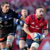 Nomadic scrum-half Mathewson keen on long-term Munster stay