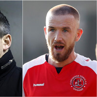 'He's definitely different to how he played' - The Irish striker thriving under Joey Barton