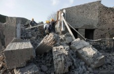 Berlusconi blasted after Pompeii house collapses