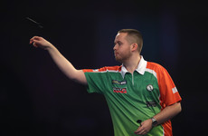 Irish players progress in World Darts Championship