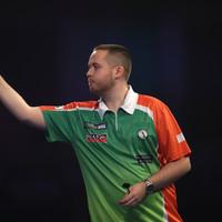 Irish players progress in World Darts Championship