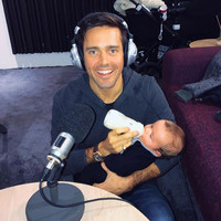 Spencer Matthews is trying to convince Vogue to have another baby next year... it's The Dredge