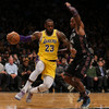 Lebron's Lakers suffer defeat as Nets extend winning streak to six games