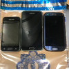 Gardaí release photos of phones after three men charged over theft and fraud offences in Dublin