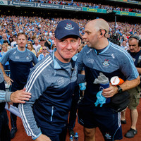 Staying On! Gavin to remain in charge of Dublin until end of 2021 championship