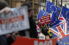 EU no-deal Brexit plan: UK citizens' rights, flights, and no mention of Irish border