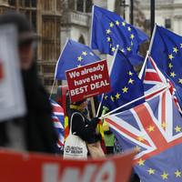 EU no-deal Brexit plan: UK citizens' rights, flights, and no mention of Irish border