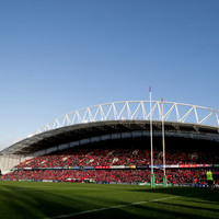 Munster increase capacity of Thomond for Champions Cup pool decider