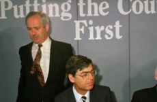 Fine Gael ministers discussed US corporations paying 'little or no tax' here in the 1980s