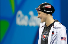 Former world and Olympic champion retires from swimming aged 23