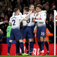 Christmas comes early for Spurs as win over Arsenal sees them into League Cup semis
