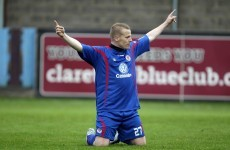 Airtricity League wrap: Danny boy keeps Sligo on top as the Hoops slip up