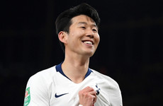 Setback for Spurs as star forward Son could miss crucial cup tie after South Korea call-up