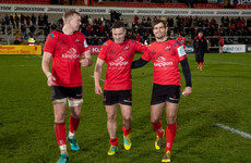 Baloucoune in for Stockdale, but Ulster retain strength for Munster clash