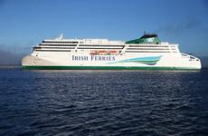 €144 million WB Yeats cruise ferry sails into Dublin Port