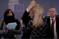 Taoiseach on Juncker hair ruffle: 'It's probably ill advised to fluff other people's hair'
