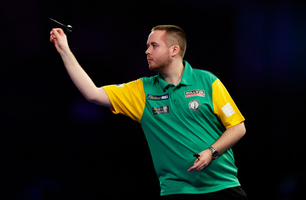 Carlow's Steve Lennon goes out of World Darts Championship after thrilling affair