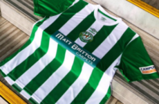 Stripe for the picking: Bray return to traditional kit for 2019