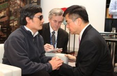 US, China forge tentative deal on Chinese activist