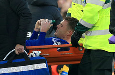 'James is getting better': 11 months on McCarthy nears Everton return after double leg-break