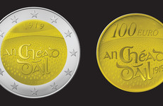 New €2 coin launched to commemorate the First Dáil in 1919