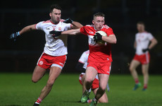 Man of the match for Coney on Tyrone return as young star Canavan makes scoring debut