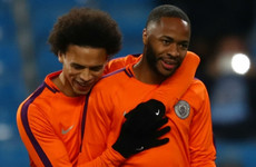 'Sterling can be one of the best' - Sane hails improving team-mate