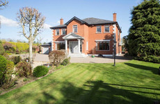 Landscaped gardens and your own indoor pool in Castleknock for €2m