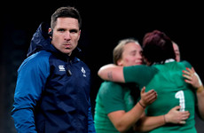 Griggs includes seven uncapped players in Ireland's Six Nations squad