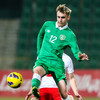 Former Ireland U18 winger returns from England to join Bohemians