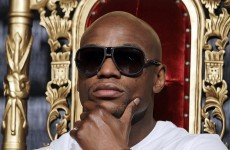 Mayweather takes on Cotto, vows to remain unbeaten