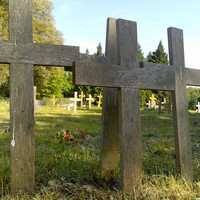 Why can't the remains of 5 unidentified men buried in Ireland be exhumed for DNA testing?