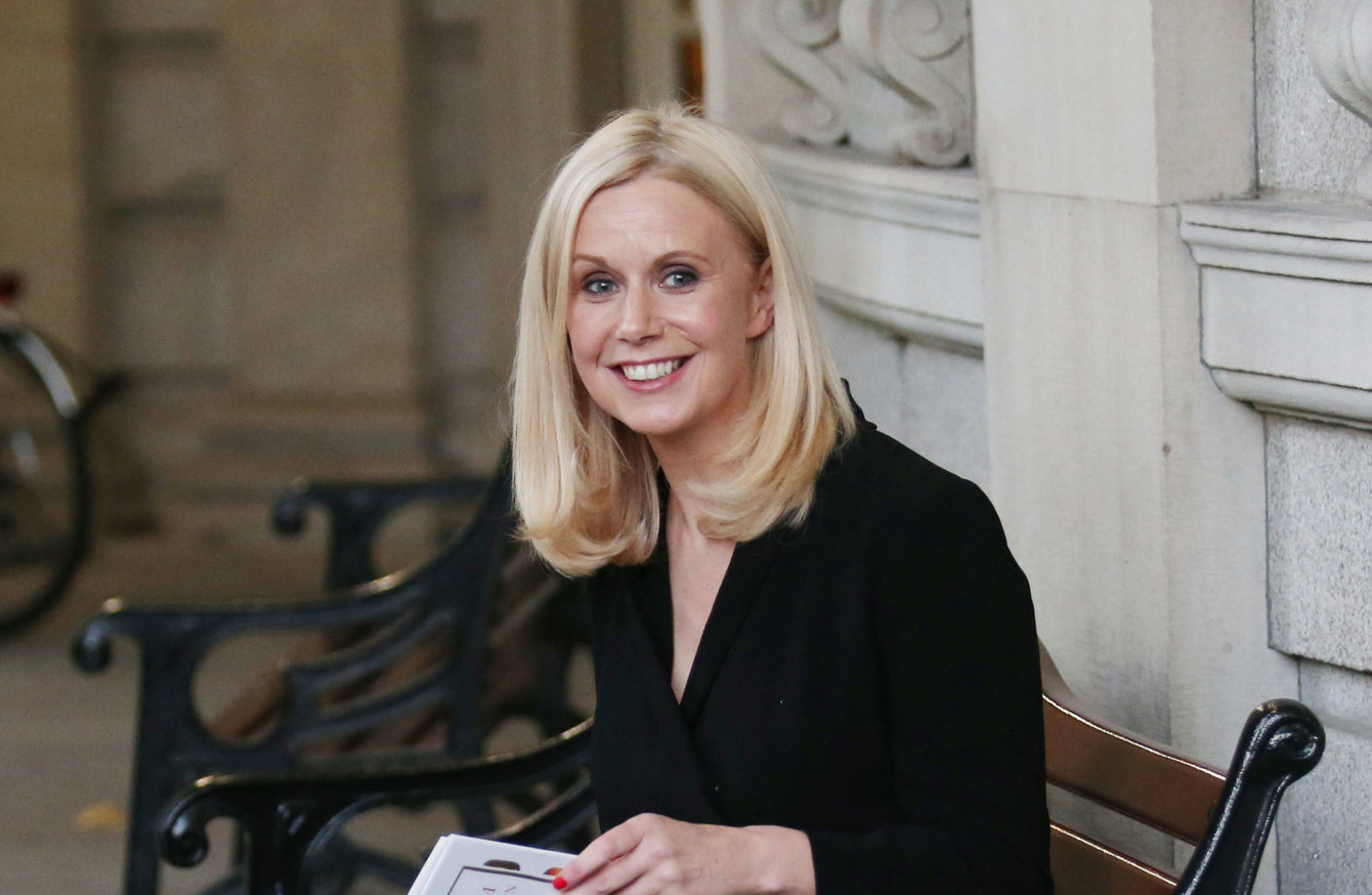 Martina Fitzgerald to leave RTÉ after 18 years · TheJournal ie