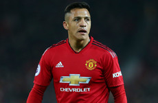 'False!' - Alexis Sanchez denies claims that he bet on United sacking Mourinho