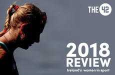 2018 in review - top 3 most memorable moments for Irish women in sport