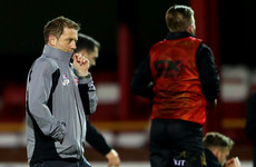 Perth takes charge as Dundalk confirm successor to Stephen Kenny