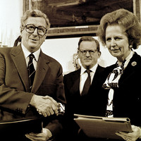 Garrett FitzGerald told Margaret Thatcher: 'John Hume will generally do what he is asked to do'
