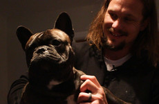 Munster's Arno Botha and his dog Ben reunited for Christmas