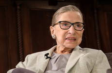 US Justice Ruth Bader Ginsburg has cancer removed from lung