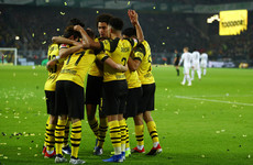 Reus seals vital win for Dortmund in clash of the Bundesliga's top two