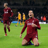 Salah and Van Dijk ensure Liverpool will be top for Christmas after seeing off Wolves