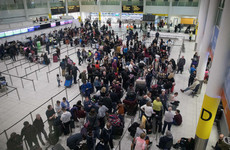 Two arrested over 'criminal use of drones' as disruption continues at Gatwick