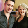 Colin Farrell and Emma Fogarty left a big impression after talking about EB and eh, kebabs, on the Late Late
