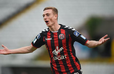 'I was still playing amateur this time last year': Kelly agrees two-year deal with Dundalk