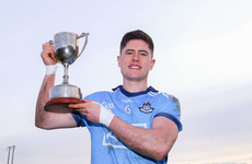 Lynch and McHugh hit 3-8 as Dublin round off 2018 with comfortable win over Dubs Stars