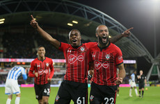 Michael Obafemi becomes youngest senior Irish international to score in the Premier League
