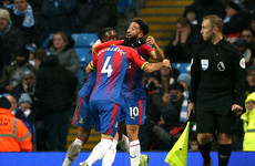 Townsend wonderstrike stuns Guardiola's men as Palace pick up shock win at Manchester City