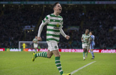 Teenage striker's brace helps Celtic pull clear at the top